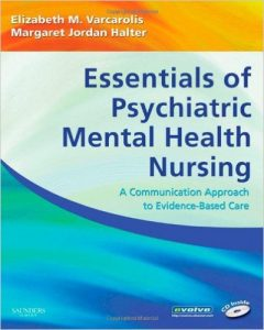 Essentials of Psychiatric Mental Health Nursing Textbook