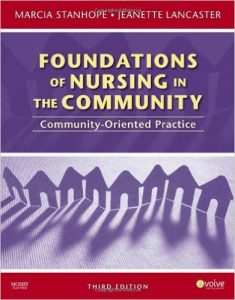 Foundations of Nursing in The Community Textbook