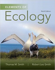 Elements of Ecology Textbook