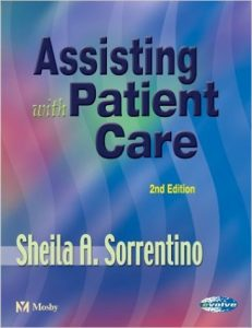 Assisting with Patient Care Textbook