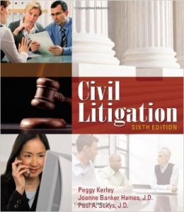 Civil Litigation Textbook
