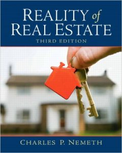 Reality of Real Estate Textbook