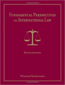 Fundamental Perspectives on International Law Textbook
