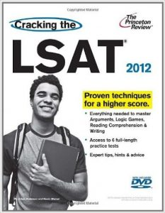 Cracking the LSAT 2012 Textbook