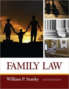 Family Law Textbook