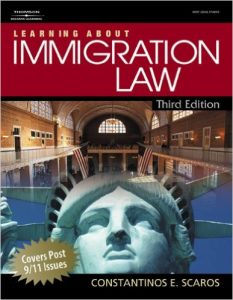 Learning about Immigration Law Textbook