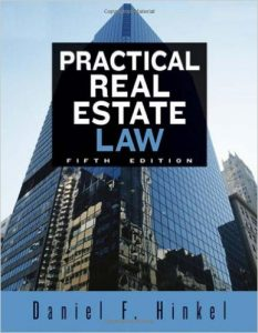 Practical Real Estate Law Textbook