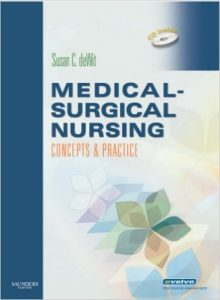 Medical Surgical Nursing: Concepts & Practice Textbook