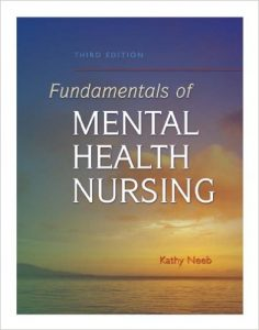 Fundamentals of Mental Health Nursing Textbook