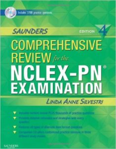 Comprehensive review for the NCLEX-PN Examination Textbook
