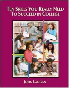 Ten Skills You Really Need To Succeed In College Textbook