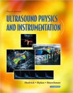 Ultrasounds Physics and Instrumentation Textbook