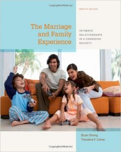 The Marriage and Family Experience Textbook