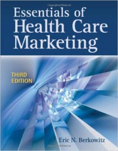 Essentials of Health Care Marketing Textbook