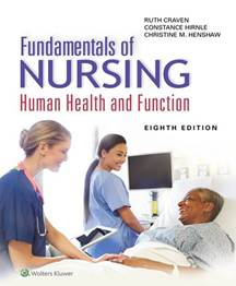 Fundamental Nursing: Human Health and Function Textbook