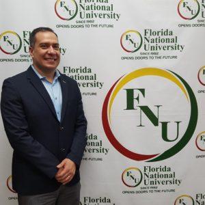 FNU Student Jose Alvarez