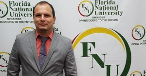 Foreign Student Manuel Garzon Finds FNU, New Life in the United States