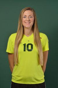FNU Volleyball Player Brianne Ballow