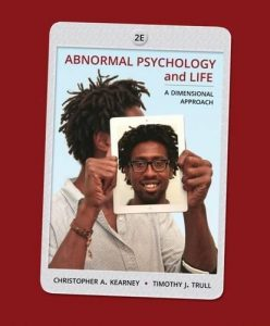 ABNORMAL PSYCHOLOGY AND LIFE COVER PAGE PICTURE