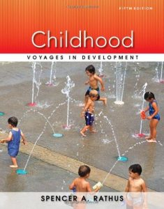 CHILDHOOD VOYAGES IN DEVELOPMENT 5TH COVER PAGE PICTURE