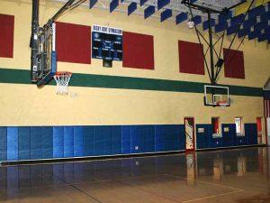bucky dent park indoor gymnasium