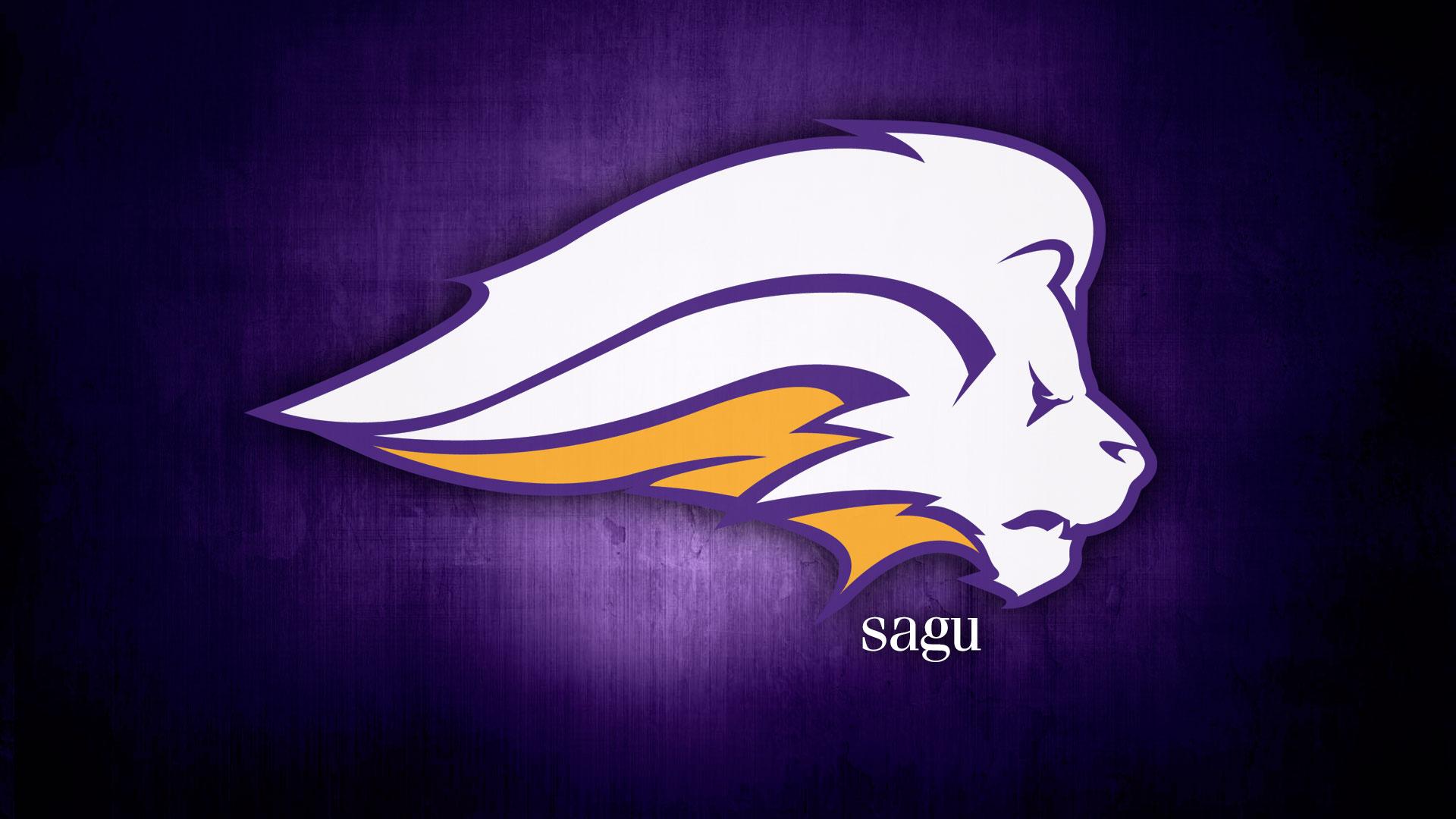 Sagu University logo