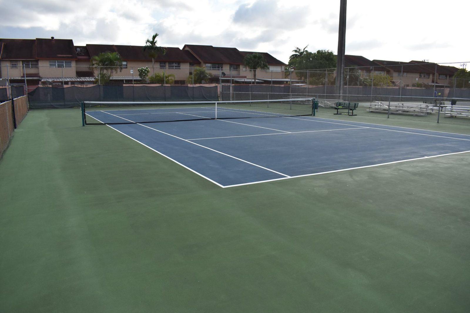 FNU Tennis Courts