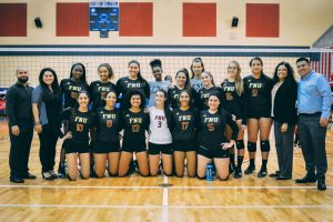 2017 FNU Lady Conquistadors Volleyball Team