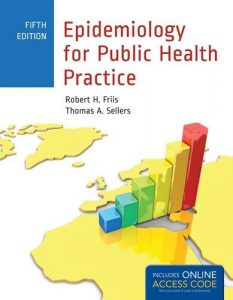 EPIDEMIOLOGY FOR PUBLIC HEALTH PRACTICE COVER PAGE COVER