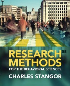 RESEARCH METHODS COVER PAGE PICTURE