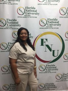 FNU Student Finds Success Amidst Adversity