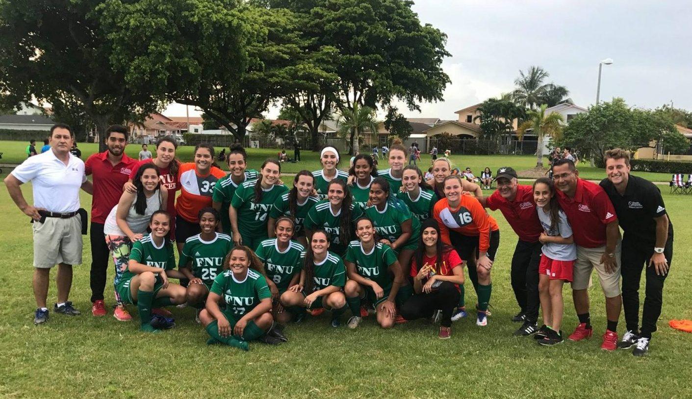 Women Soccer 17-18