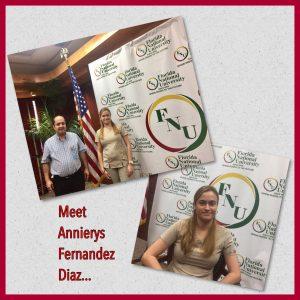 Annierys Fernandez Diaz collage