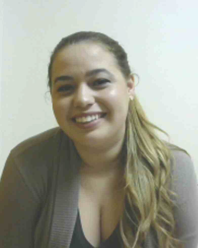 Soleily Veloz - Student Services FWS for South Campus