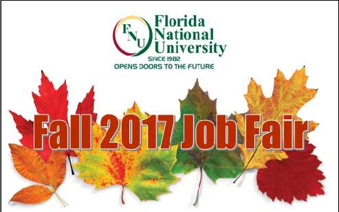 Fall 2017 Job Fair FNU