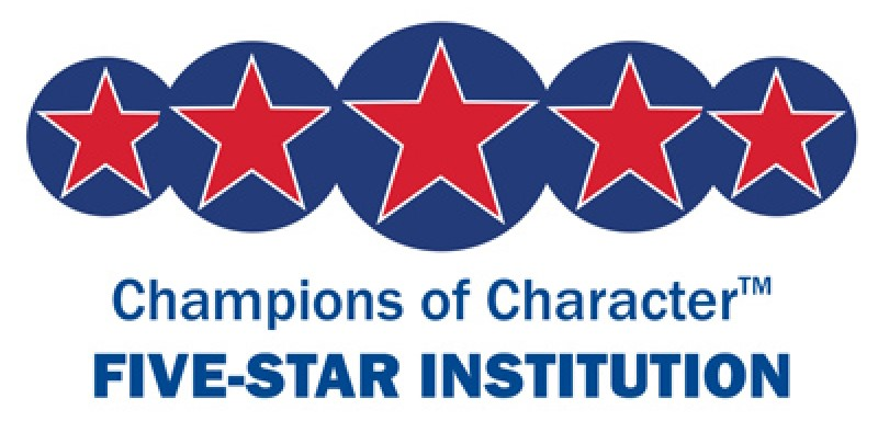 Champions of Character 5 stars