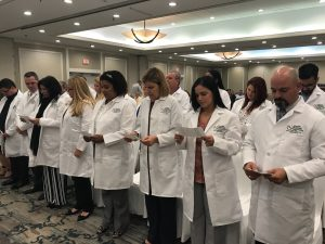 FNU White Coat Ceremony