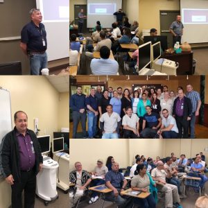 Collage of Digital Dentistry Seminar at FNU on Saturday February 17th