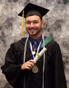 Craig Cooper Graduation Photo