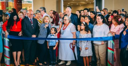 FNU Dr. Jose Regueiro Grand Opening