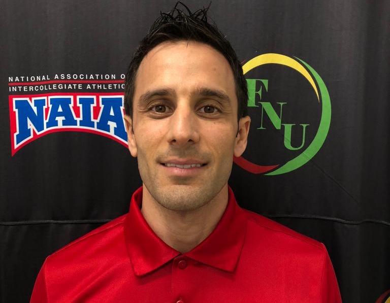 Federico Palombo Tenis Coach