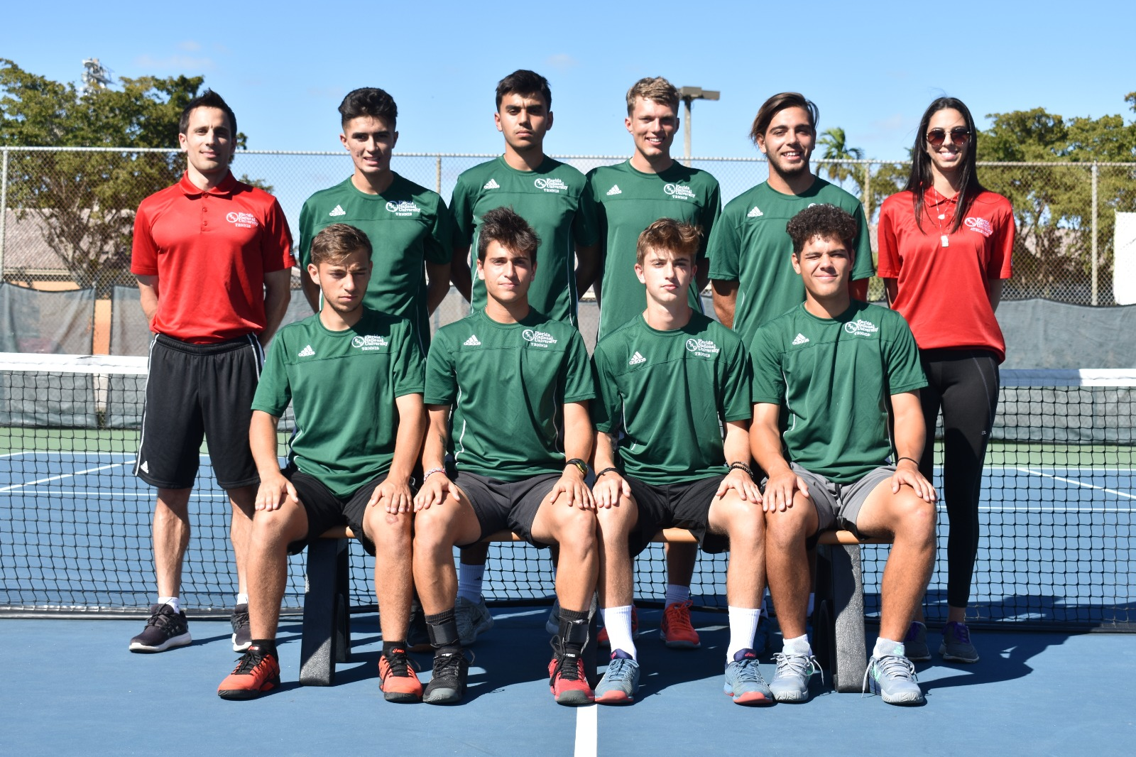 Men's Tennis Team picture