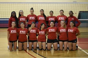 fnu volleyball team picture