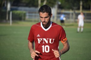male fnu soccer player