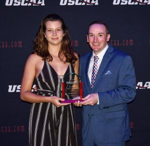 Ines Bawedin - Player of the Year