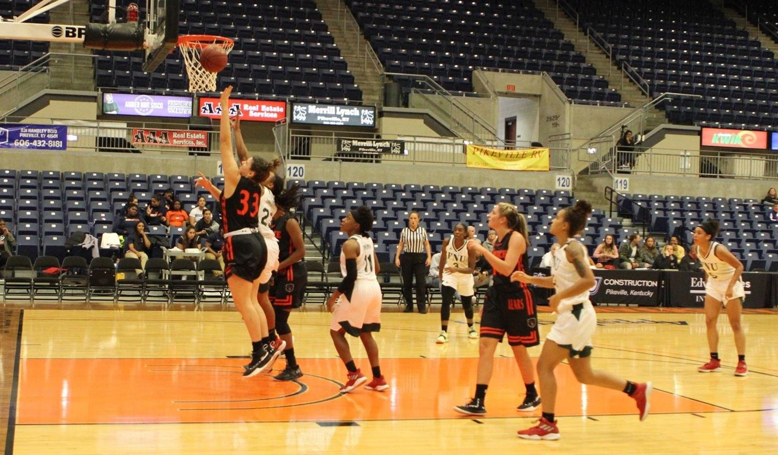 FNU WOMEN'S BASKETBALL PICTURE