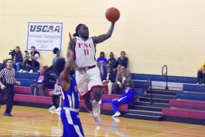 Antonio Sims FNU Player Shooting