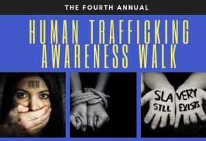 Human Trafficking Awareness Flyer