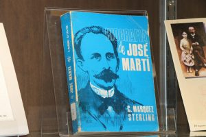 Jose Marti Book FNU Library