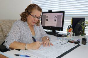 Barbara Rodriguez VP of Student Affairs